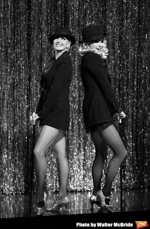 Amra-Faye Wright and Christie Brinkley Photo