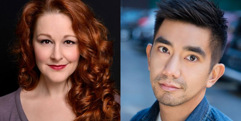 Podcast: BroadwayRadio's 'Tell Me More' Chats with Aaron J. Albano, Rebecca Robbins, Allen Cornell about Working Out of Town