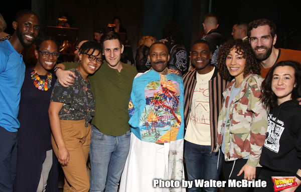 Malcolm Armwood, Kimberly Marable, Khaila Wilcoxon, John Krause, T. Oliver Reid, Ahma Photo