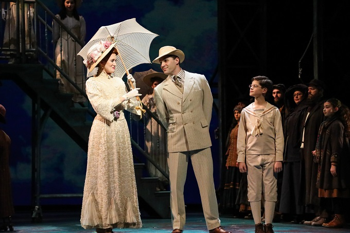 BWW Review: Do Yourself Justice: Go See RAGTIME at the Hobby Center