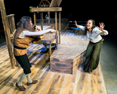 BWW Review: TREASURE ISLAND at Des Moines Young Artist Theatre: No Longer Just an Adventure for Boys