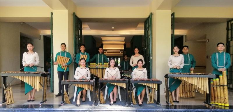 FEU Bamboo Band Pays Tribute to Broadway, May 4