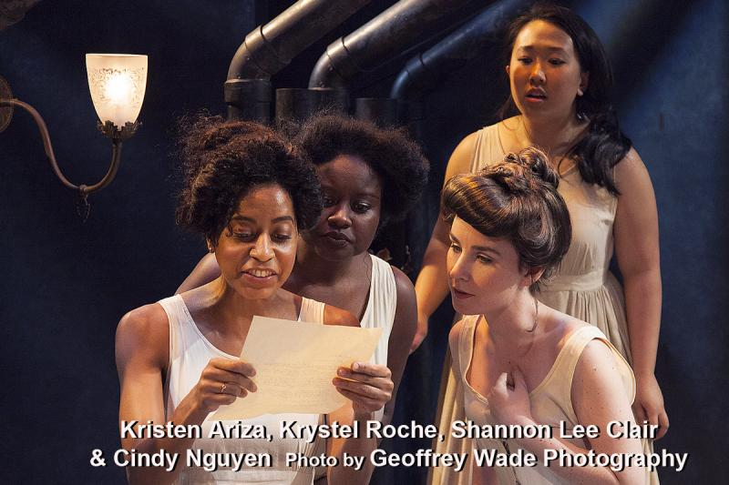 BWW Review: Antaeus' DIANA OF DOBSON'S - A Firecracker of A Woman (& A Play) To Experience