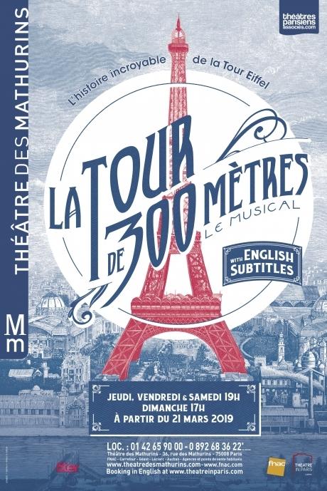 BWW Review: LA TOUR DE 300 MÈTRES at Théâtre Des Mathurins