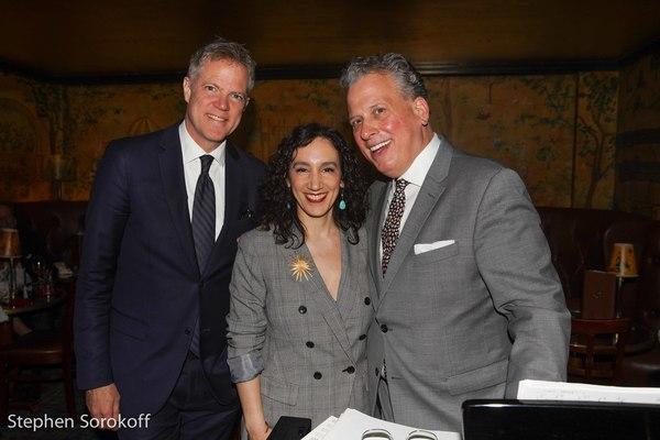 Steve Doyle, Gabrielle Stravelli, Billy Stritch Photo