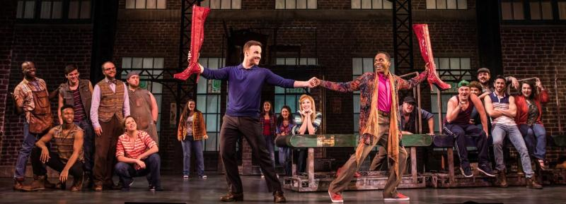 BWW Preview: KINKY BOOTS at Saint-Denis Theatre