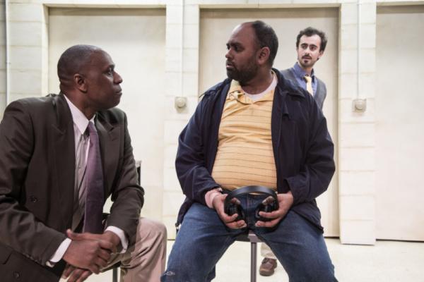 Bradford Stevens, Bilal Dardai and Salar Ardebili Photo