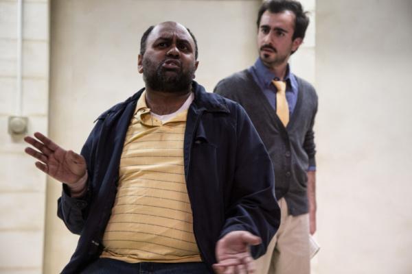 Photo Flash: Inside Broken Nose Theatre's LANGUAGE ROOMS