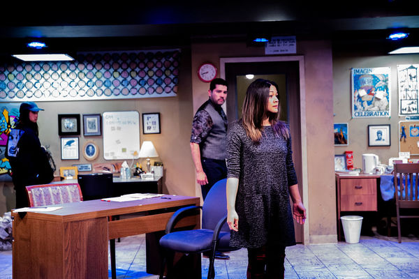 Photo Flash: Circle Theatre Presents OFFICE HOUR