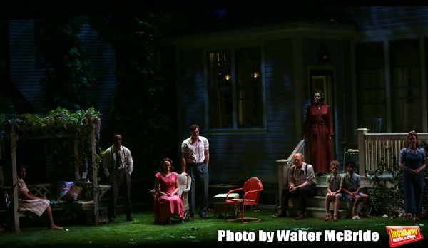 Chinasa Ogbuagu, Hampton Fluker, Francesca Carpanini, Benjamin Walker, Tracy Letts, A Photo