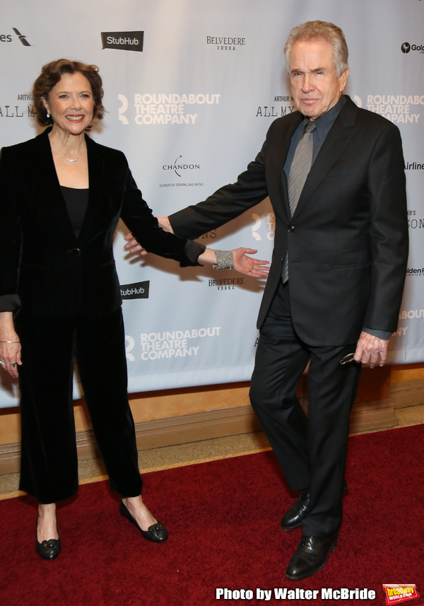 Photo Coverage: Inside the ALL MY SONS Opening Night Celebration