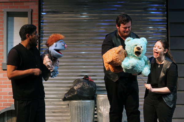 Photo Flash: First Look at Theatre Wesleyan's AVENUE Q, Playing April 25-28