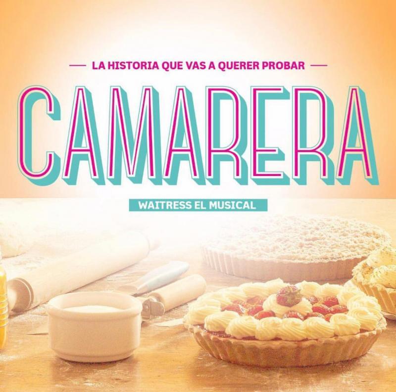 BWW Previews: CAMARERA (WAITRESS) at Metropolitan Sura