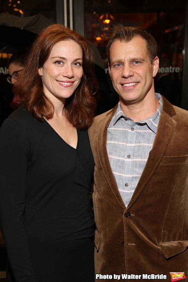 Jessie Austrian and Noah Brody Photo
