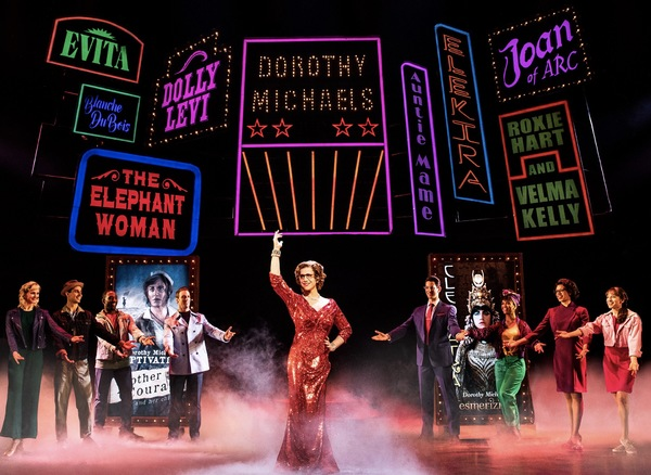 Photo Flash: First Look at Santino Fontana, Lilli Cooper & More in TOOTSIE on Broadway!