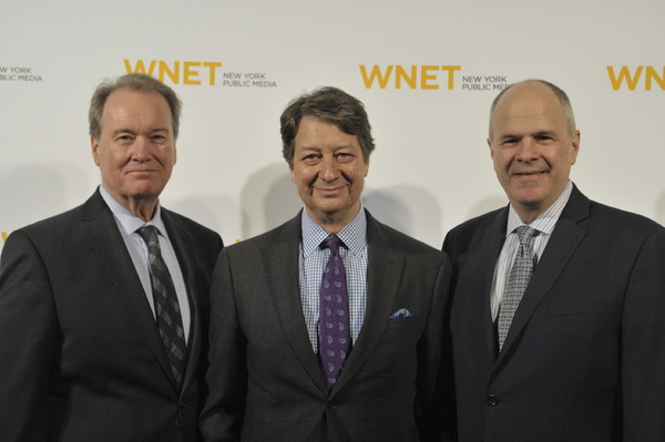 David Horn, Neal Shapiro, and Michael Kantor