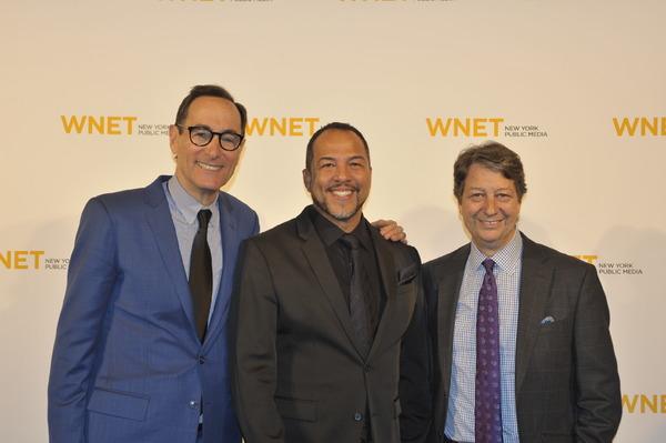 Josh Sapan, Eduardo Vilaro, and Neal Shapiro