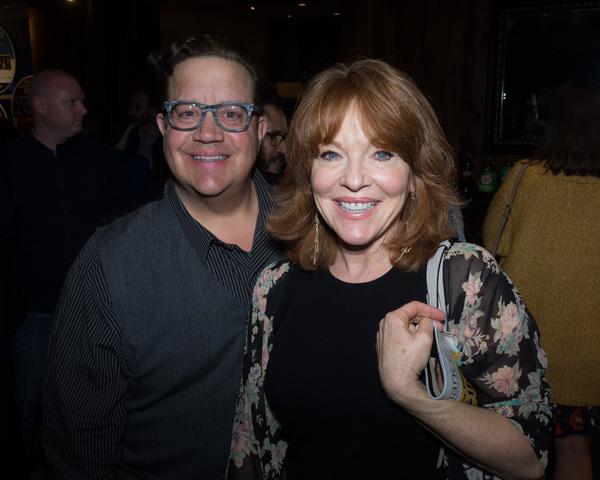 Peter Allen Vogt and Associate Director Cynthia Ferrer
