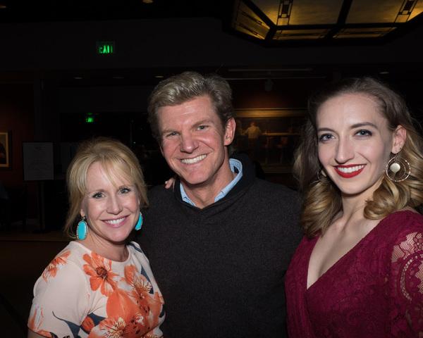 Erika Whalen, Brent Schindele, and Maggie Darago Photo