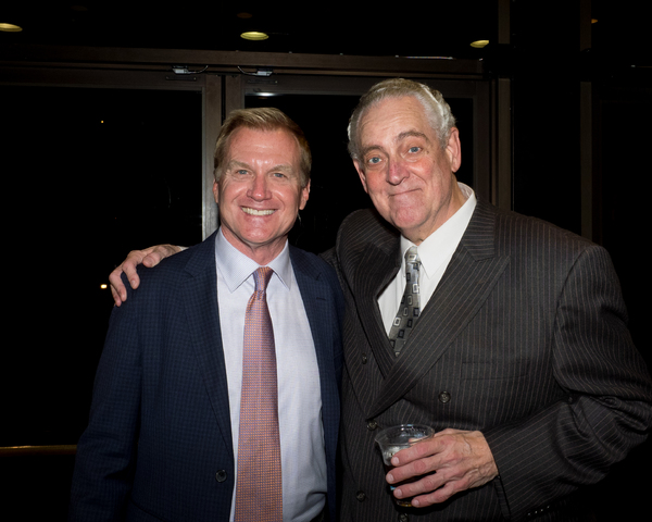 Tom McCoy and Peter Van Norden