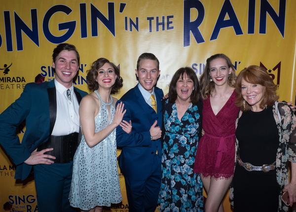 Grant Hodges, Veronica Gutierrez, Michael Starr, Cheryl Baxter-Ratliff, Maggie Darago Photo