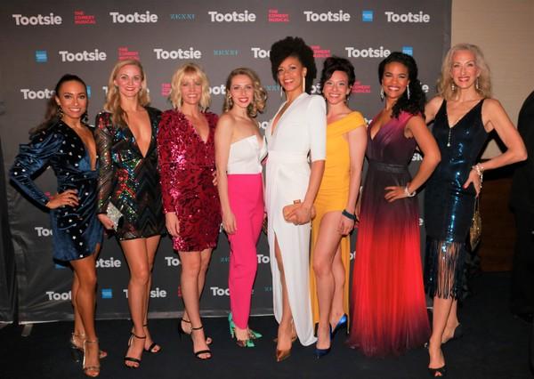 Shina Ann Morris, Leslie Donna Flesner, Sissy Bell, Diana Vaden, Katherina Papacostas Photo