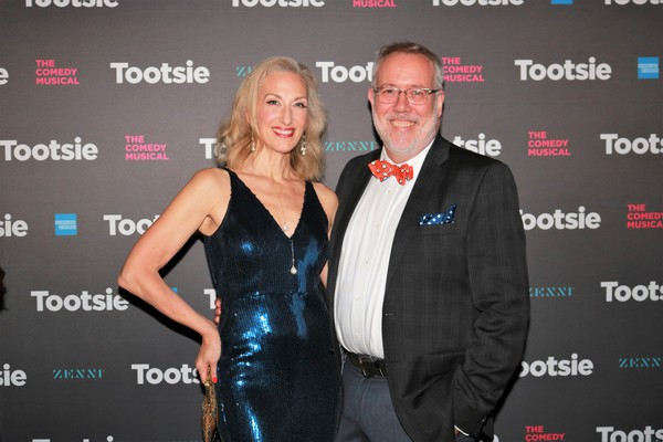 Photo Coverage: Santino Fontana, Lilli Cooper & More Celebrate Opening Night of TOOTSIE on Broadway!