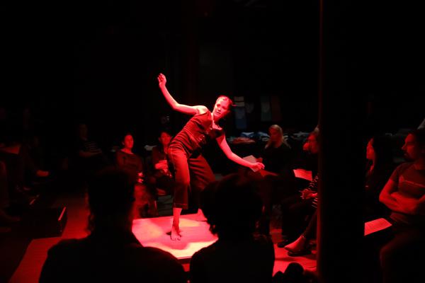 Photo Coverage: Inside New Vision Dance Co.'s TEN TINY DANCES