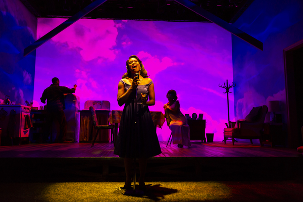 Photo Flash: First Look at TOO HEAVY FOR YOUR POCKET at George Street Playhouse