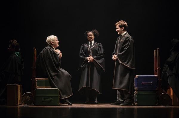 Bubba Weiler, Nadia Brown, Nicholas Podany Photo