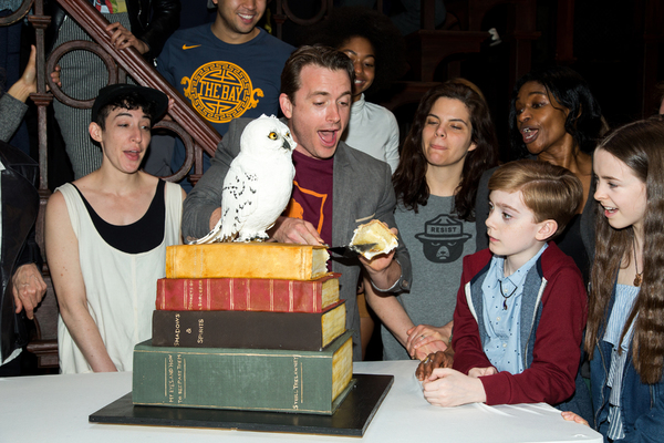 Photo Coverage: HARRY POTTER AND THE CURSED CHILD Celebrates a Magical Year on Broadway
