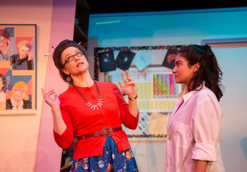 BWW Review: ANNIE JUMP AND THE LIBRARY OF HEAVEN at Rorschach Theatre