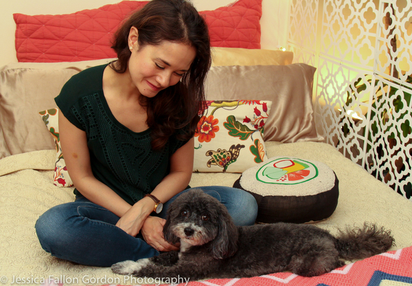 Tails of Broadway: Meet Ali Ewoldt's Playful Pooch, Mia Belle!