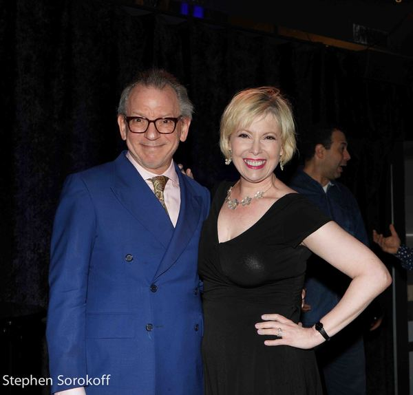Michael Garin & Mardie Millit Photo