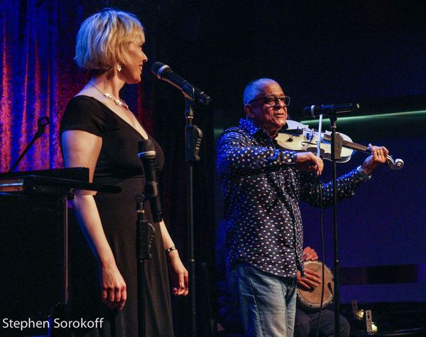 Photo Coverage: The Band (Really) Visits Susie Mosher's Lineup At Birdland Theater