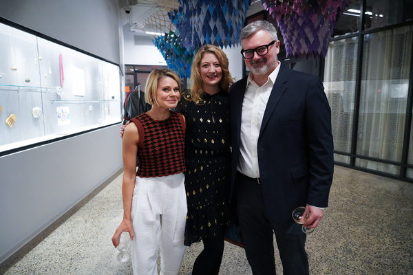 Photo Flash: Inside Clubbed Thumb's Gala Honoring Heidi Schreck and More