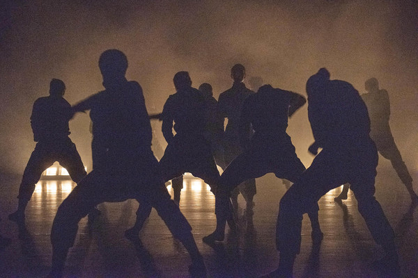 Photo Flash: Inside National Youth Dance Company's Premiere of MADHEAD