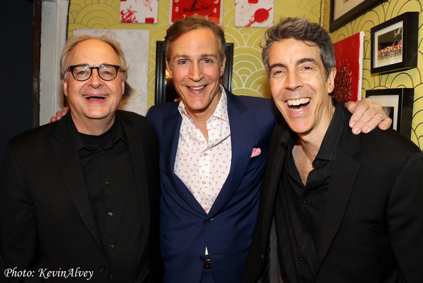 Dick Sarpola, Howard McGillin, Joseph Thalken Photo