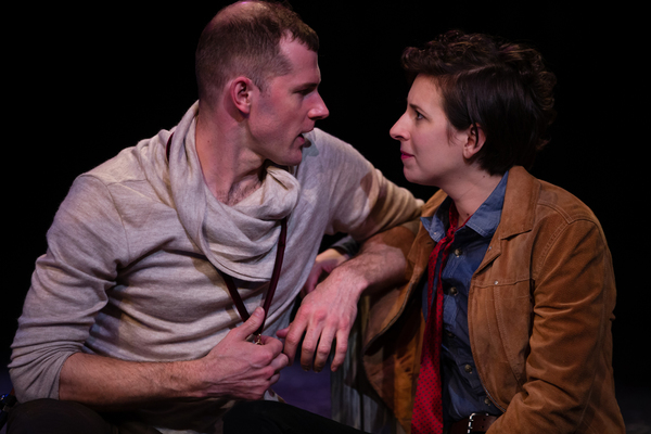 Quinlan Corbett and Jonelle Jordan Photo
