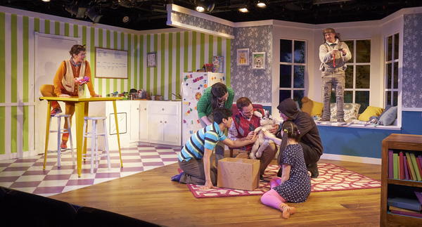Photo Flash: Mile Square Theatre Presents BUNNICULA