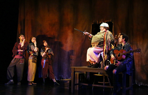 Photo Flash: Connecticut Repertory Theatre Presents HENRY IV