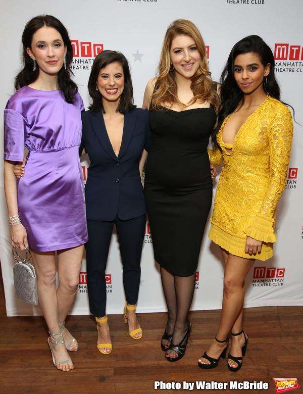 Photo Coverage: Inside the Opening Night Celebration For INK