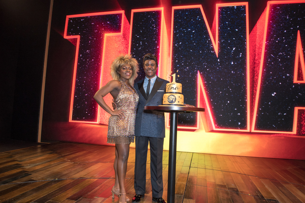 Photo Flash: TINA - THE TINA TURNER MUSICAL Celebrates One Year on the West End