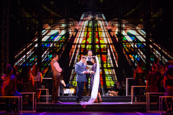 Photo Flash: Get A First Look At The Kennedy Center's THE WHO'S TOMMY