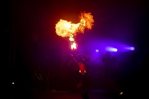 Photo Flash: LITTLE DEATH CLUB Cabaret Comes to London