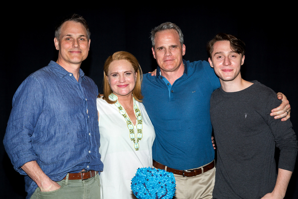 Asa Somers, Jennifer Laura Thompson, Michael Park, Michael Lee Brown