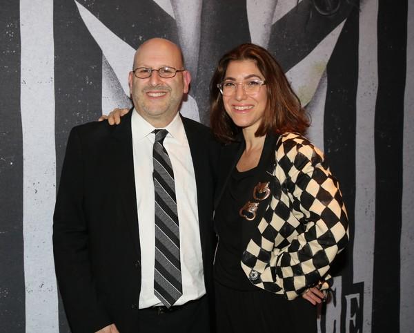 Mark Kaufman and Jenny Gersten