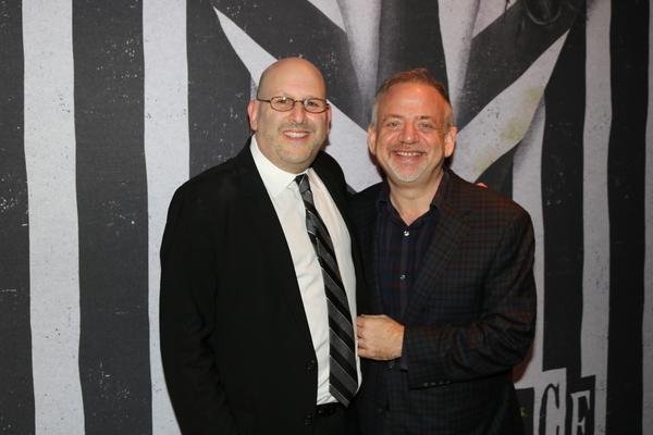 Mark Kaufman and Marc Shaiman