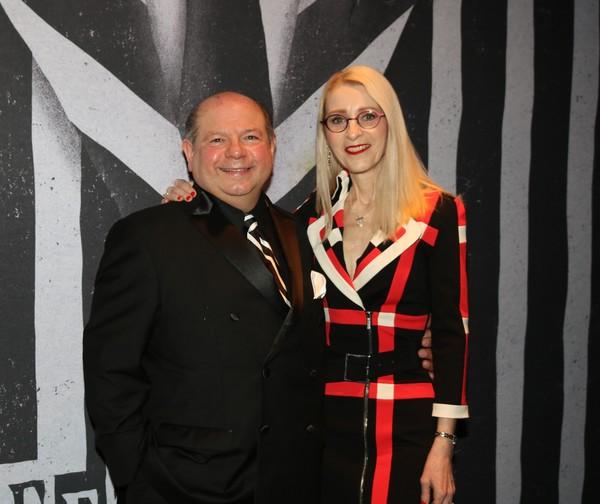 Danny Rutigliano and guest Photo
