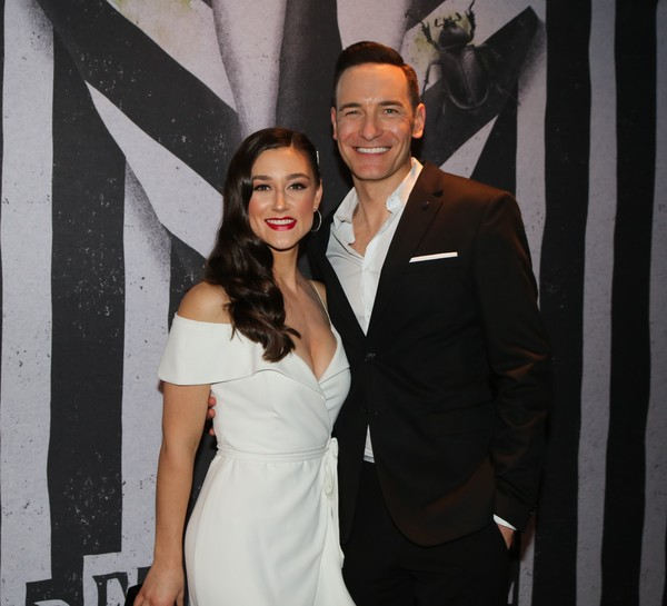Photo Coverage: BEETLEJUICE Company Celebrates Opening Night on Broadway!